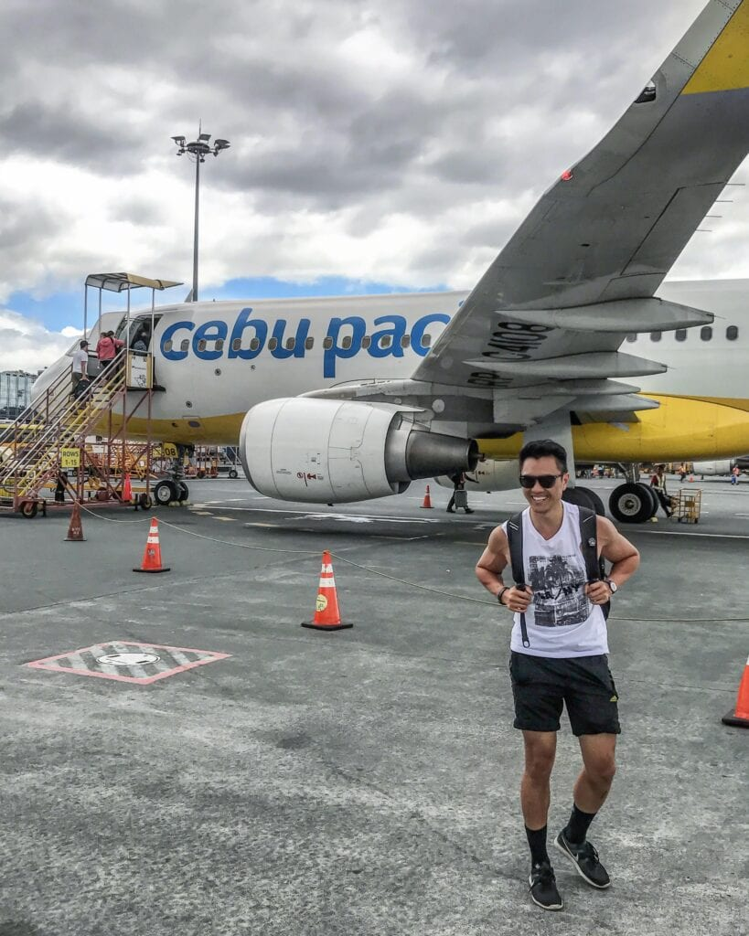 cebu pacific air manila airport philippines