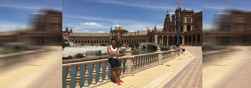 First Time in South of Spain: Seville