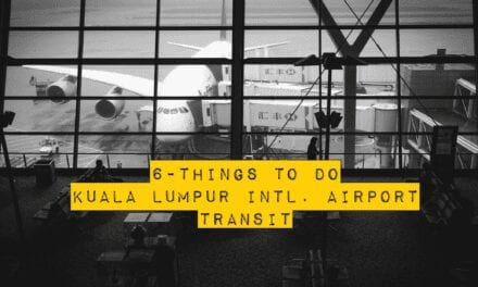 6-Things To Do While in Transit in Kuala Lumpur International Airport (UPDATED: SUMMER 2018)