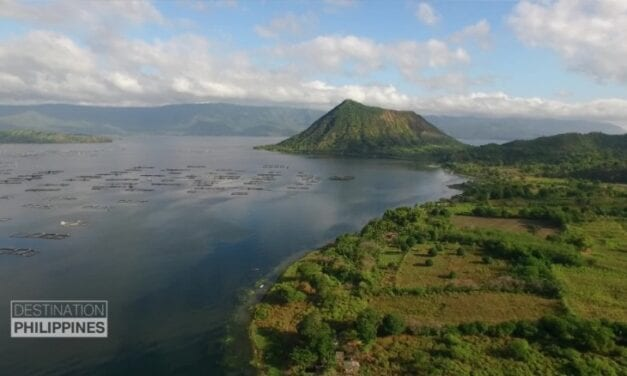 Taal Volcano in the Philippines: Danger, beauty — and golf! – CNN.com