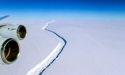 One of the largest icebergs ever recorded breaks off Antarctica   Adventure.com