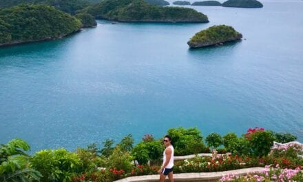 Exploring Hundred Islands