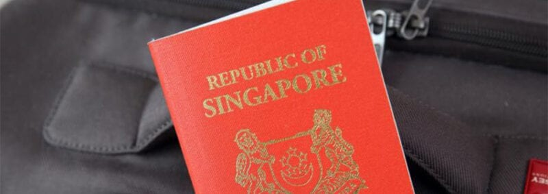 Singapore and Japan Tied for World's Most Powerful Passport