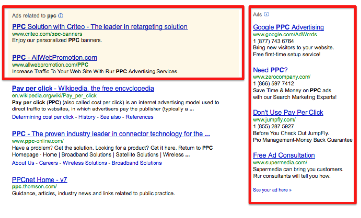 ppc paid traffic online marketing