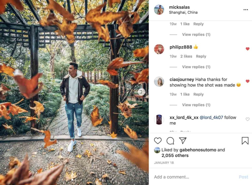 how to get sponsored on instagram with tourism