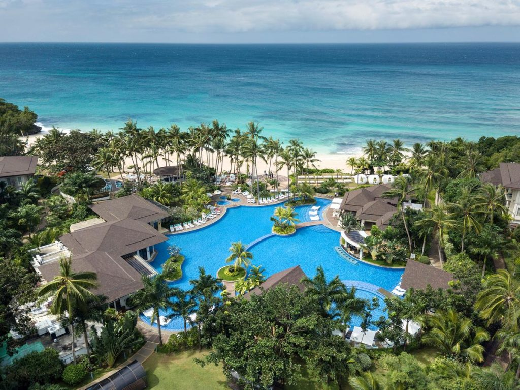 Movenpick Boracay beachfront luxury resort and hotel