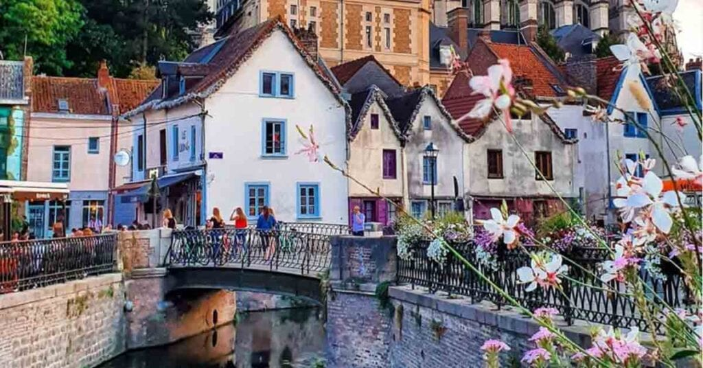 Amiens is best day trips from Paris