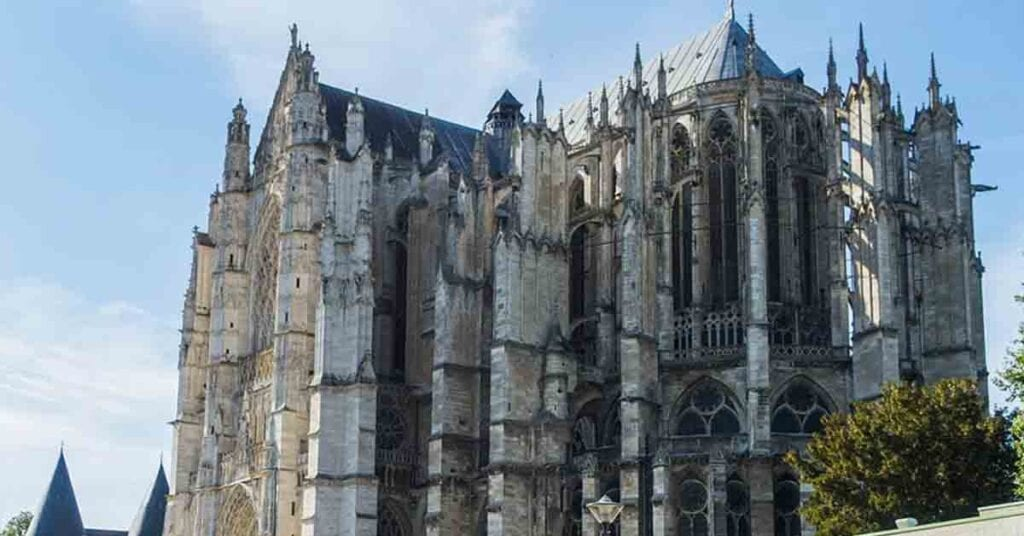 Beauvais is best day trips from Paris