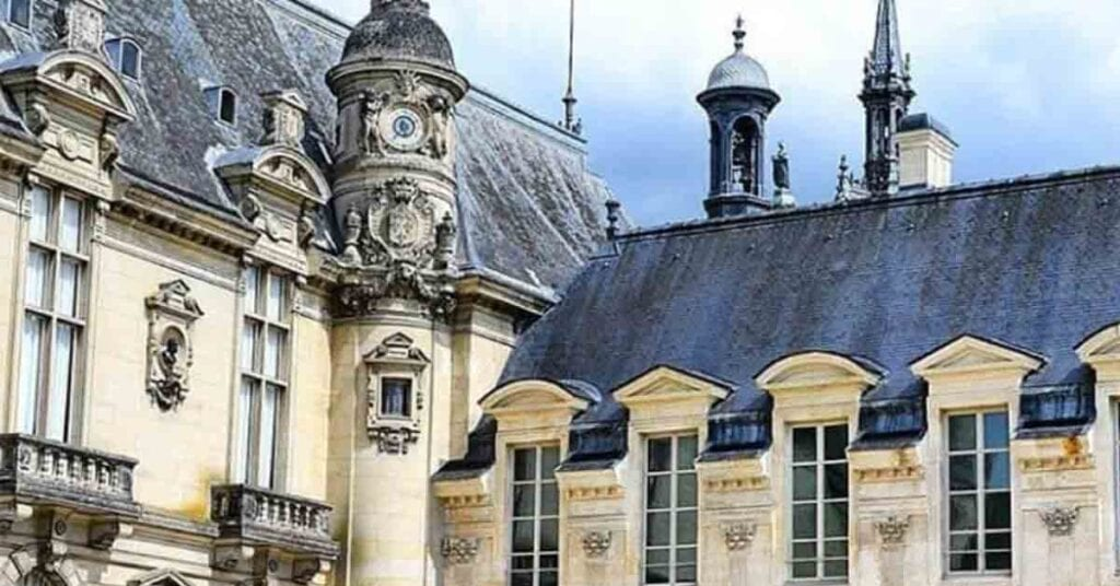 Chantilly is best day trips from Paris
