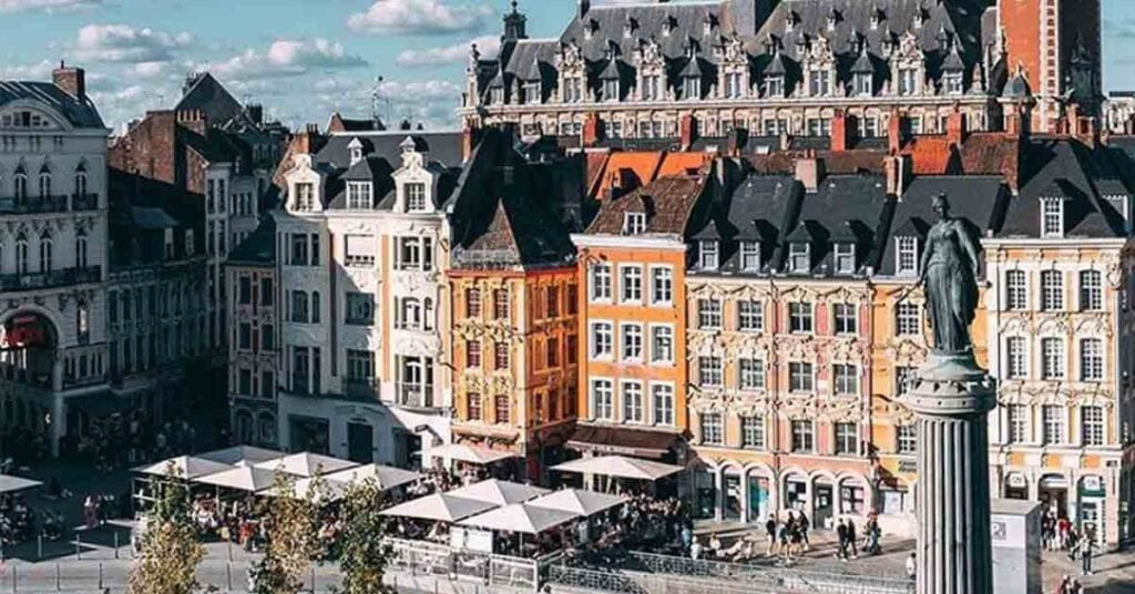 Lille Best day trips from Paris