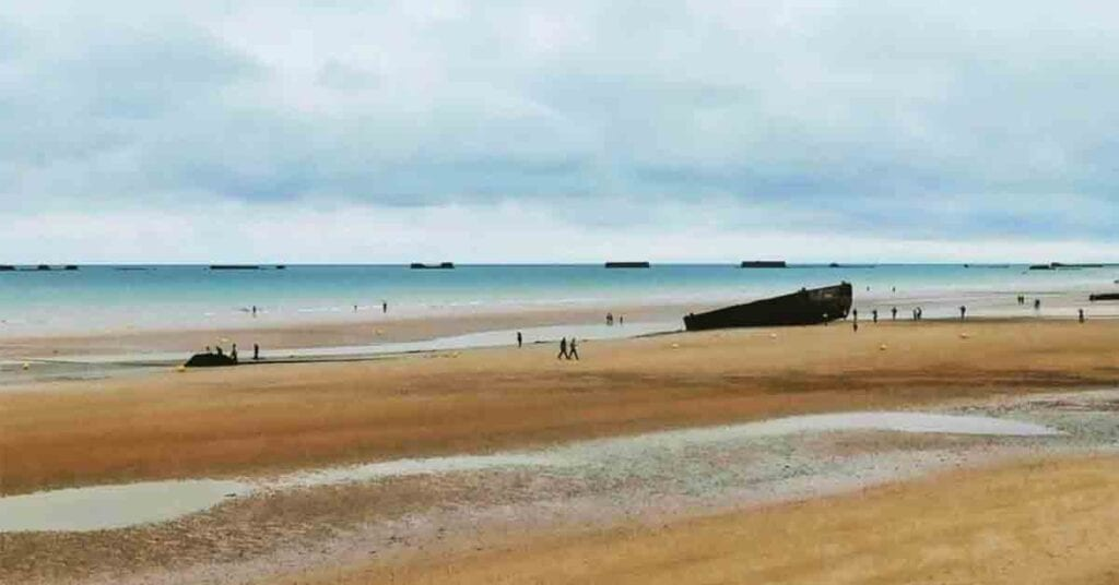 D=Day Beaches is best day trips from Paris