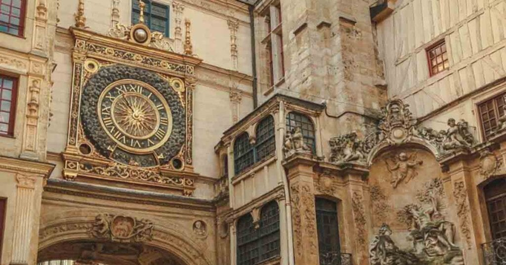 Rouen is best day trips from Paris