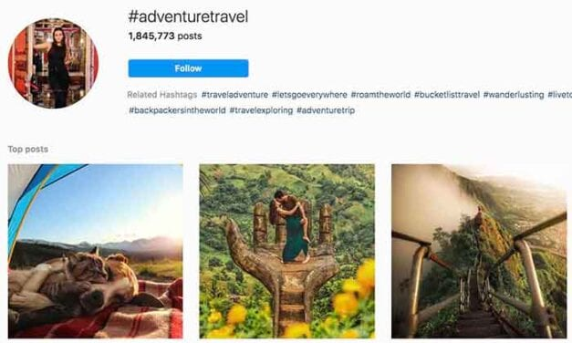 70 Best Travel Hashtags For Instagram