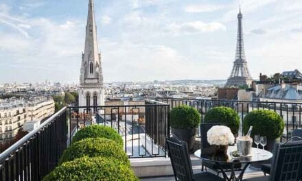 17 best Luxury Hotels in Paris