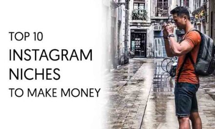 10 Top Instagram Niche to Make money