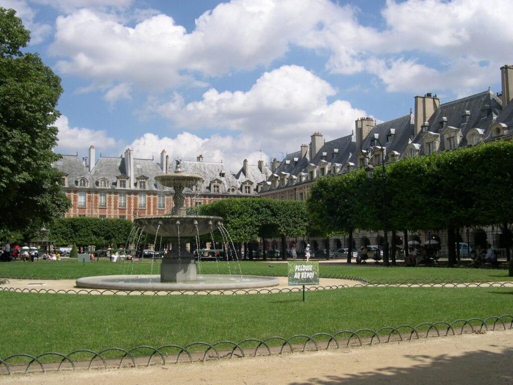 The Marais is one of best neighborhoods in Paris