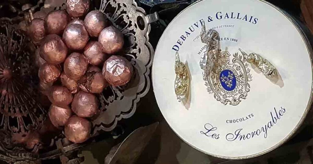The best shopping in Paris for chocolates