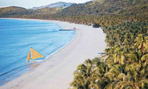 Nacpan Beach – Day Trip Guide From El Nido