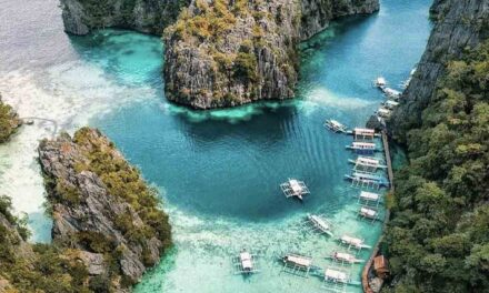 Kayangan Lake in Coron – Palawan Travel Guide