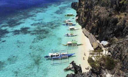 Travel From El Nido To Coron by Ferry