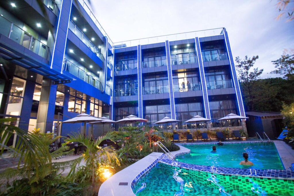coron hotels near kayangan lake