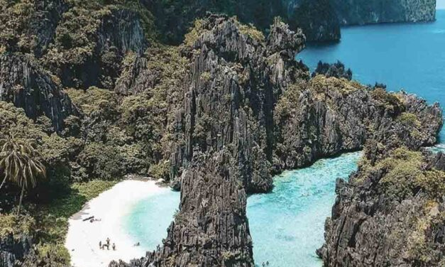 The Big Lagoon in El Nido – PALAWAN