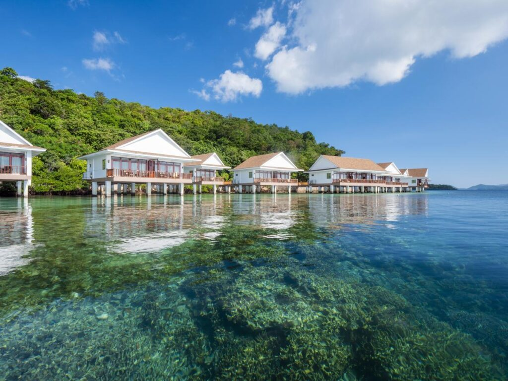 luxury hotels in coron palawan