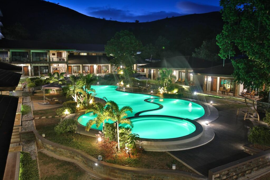 coron hotels garden resort