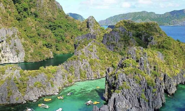 Guide to Small Lagoon in El Nido – PALAWAN